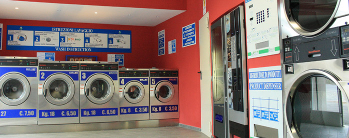 Lavanderie automatiche new style for 2016 2017 for Express wash roma
